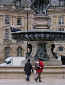 Bordeaux, France - Mark Jenkins