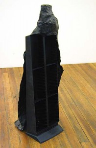 Jessica Jackson Hutchins - Untitled (Darth Vader)