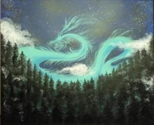 Sakai Reiko - Dragon