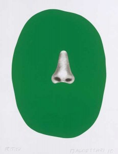 John Baldessari - Green
