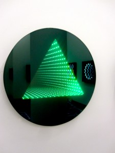 Paul Kolker - Iterati Triangulare, Green