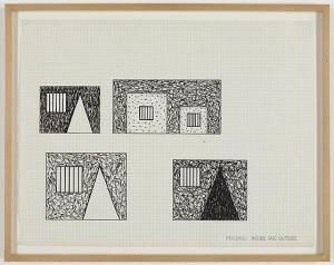 Peter Halley - Prisons: Indoors and Outdoors, 1981