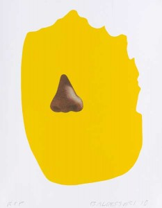 John Baldessari - Yellow