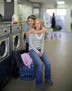 Sondra and Erin, PA, 2011